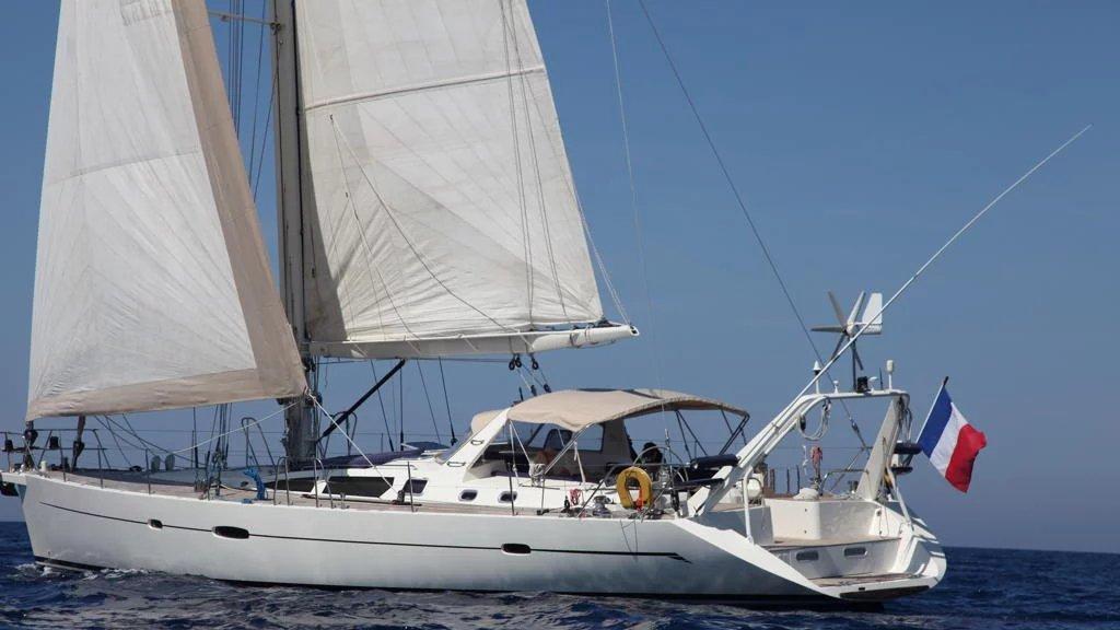 Boreal Adventure Sailing Boat